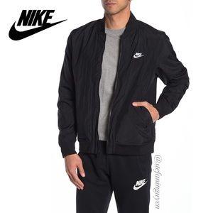 🆕 Nike Black Bomber Jacket